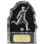 Football Crystal Trophy KK096